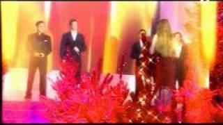 Il Divo & Celine Dion - I Believe In You (Vivement Dimanche)