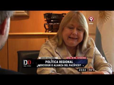 Entrevista exclusiva con Susana Malcorra