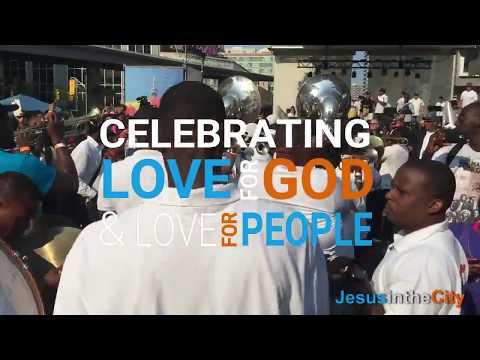 2018 Taste of Jesus in the City Commercial