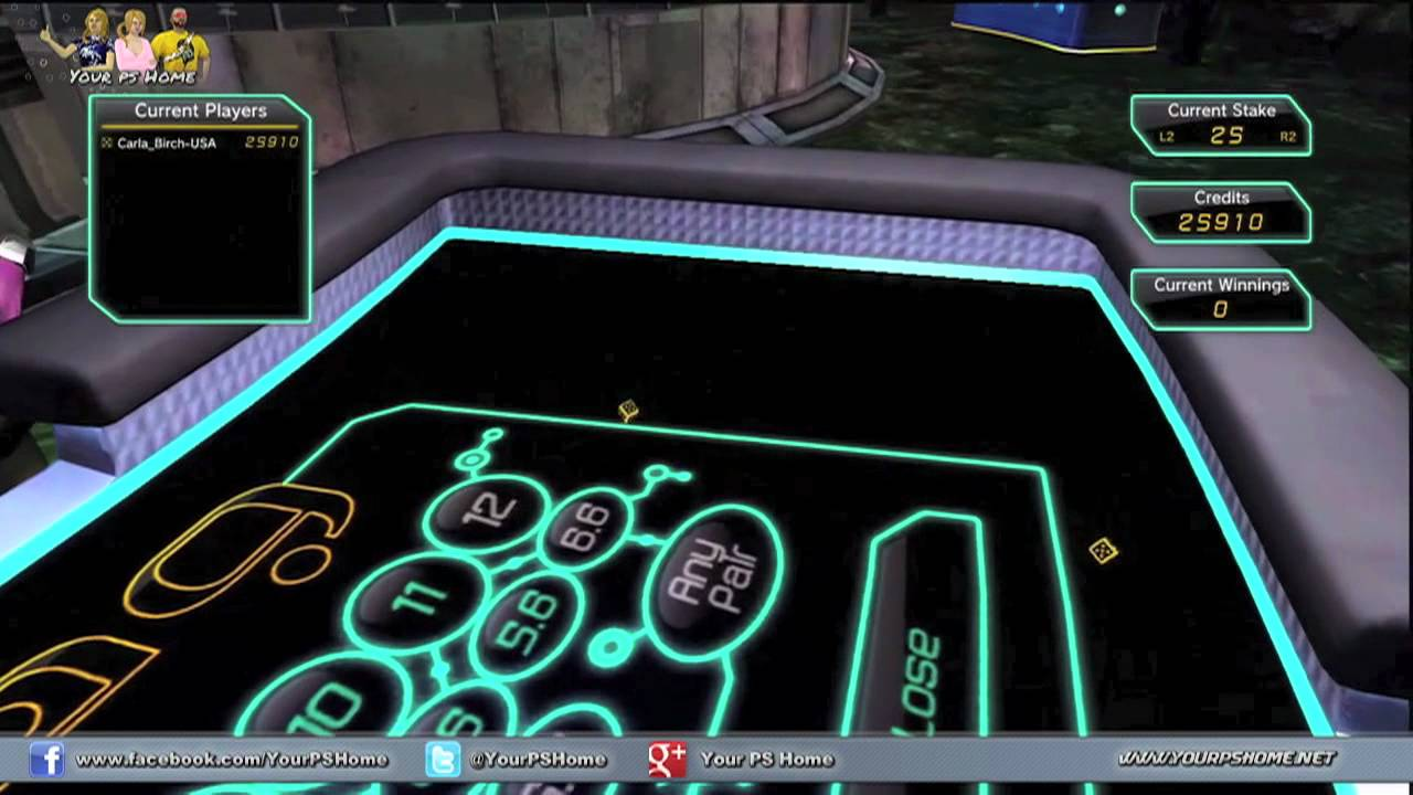 The Casino (Review) Playstation 3 Pixel Perfect Gaming