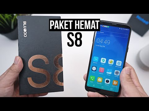 Bluboo S8 Unboxing & First Impression Indonesia (4K)