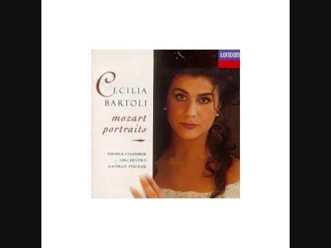 Cecilia Bartoli - Le nozze di Figaro E Susanna non vien! Dove