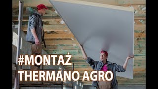 Instrukcja montażu płyt termoizolacyjnych Thermano Agro
