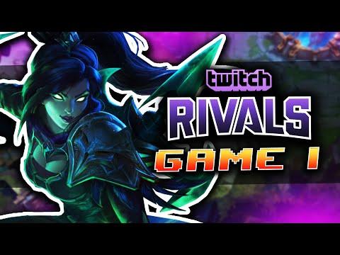 Gosu - (14/2/11 Vayne) Twitch Rivals Tournament vs Team Shiphtur