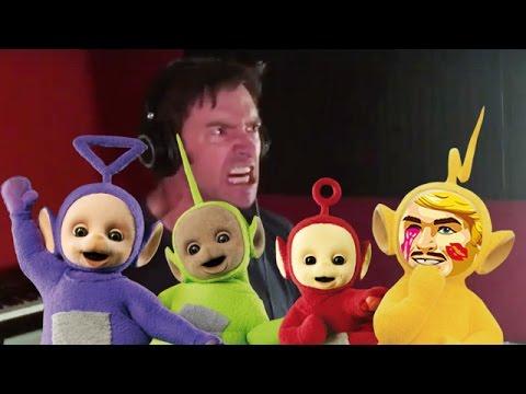 Hugh Jackman Dubbing Teletubbies