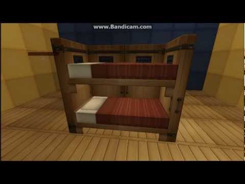 minecraft m bel youtube. Black Bedroom Furniture Sets. Home Design Ideas