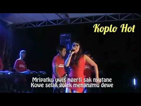 Dangdut Koplo Indonesia  - Suket Teki Full Lirik