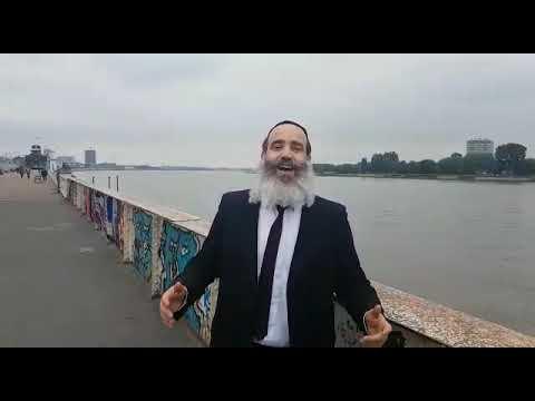 הרב יצחק פנגר - כל אחד הוא שליח