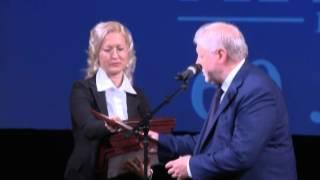 С.Миронов на праздновании 60-летия Института русского языка