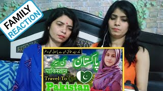 Indian Family Reaction On Travel to Pakistan Full Documentary | History Of Pakistan | Poonam Reacts