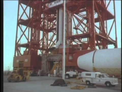 Saturn 1 (SA-1) Pad Operations