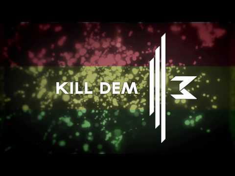 Kill Dem (DJ Pon-3) VigorousVisualization [HD]