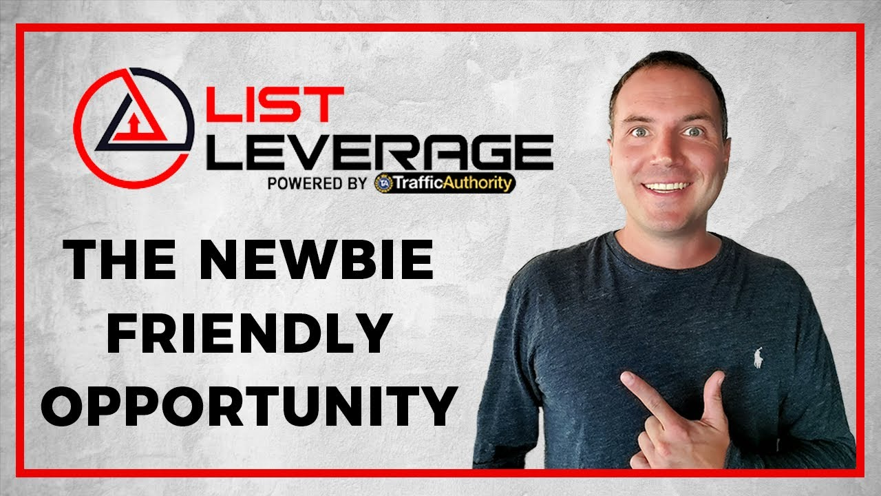 List Leverage  The Newbie Friendly Opportunity