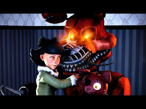 FUN & SAD Five Nights At Freddy's Animations Compilation: SFM FNAF Animated