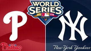 2009 World Series Highlights: Yankees vs Phillies