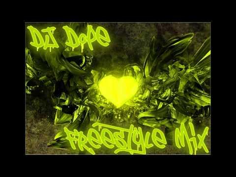 Dj Dope - Freestyle Mix (July 2011, Work In Progress)
