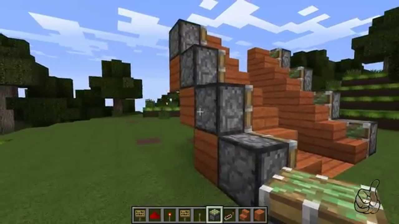 Weedson Minecraft Secret Steps Geheime Treppen Anleitung