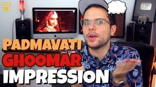 Padmavati - Ghoomar | Deepika Padukone | Shahid Kapoor | Ranveer Singh | Shreya Ghoshal | IMPRESSION