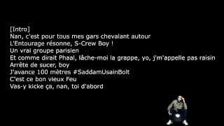 Paroles | Nekfeu - UB