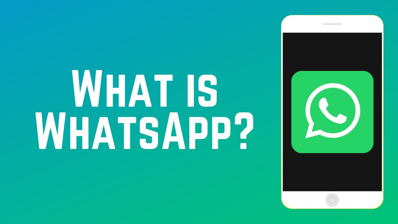 What is WhatsApp & How Does it Work? | WhatsApp Guide Part 1 - YouTube