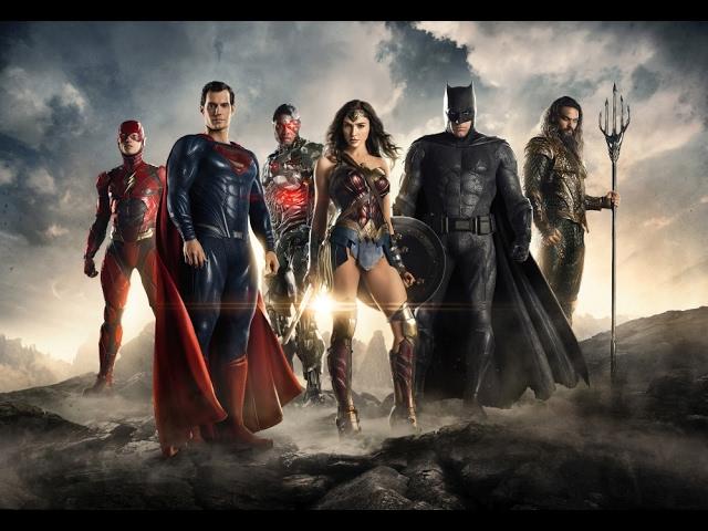 Justice League - Special Comic-Con Footage (Gr Subs)