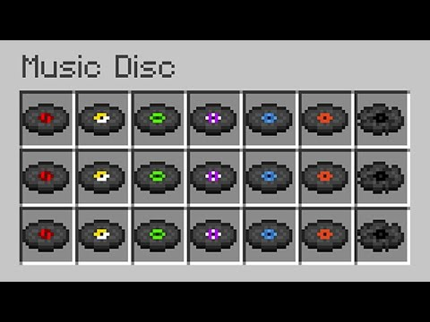 ✔ Minecraft: 11 Things You Didnt Know About the Music Disc