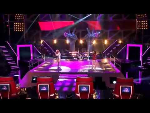 Sarah De Bono amp Yianna Stavrous   Heavy Cross Live  The Voice AU
