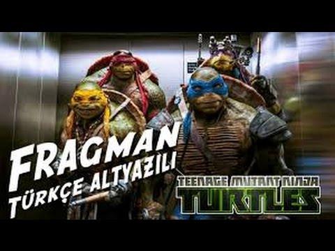 Ninja Kaplumbağalar  Gölgelerin İçinden   Türkçe Altyazılı Fragman