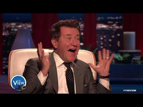 Shark Tank's Kevin O'Leary, Robert Herjavec, Daymond John Share Their Catches  The View