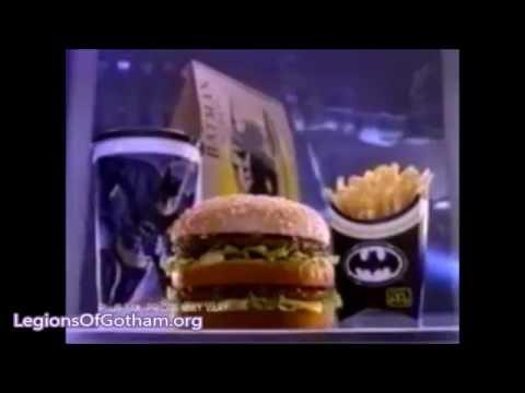 Los Acabaron Happy Burton Meal Con Mcdonald's Cómo De Batman rQsBhdtCxo