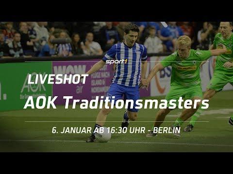ReLIVE | Hallenfußball | AOK Traditionsmasters Berlin | 06.01.2018 | SPORT1