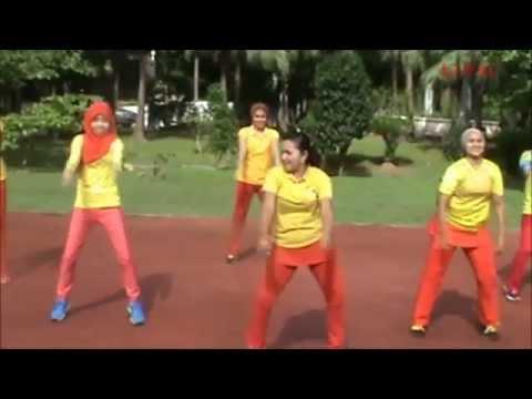 Lambada Aerobic by Shazzy's Team