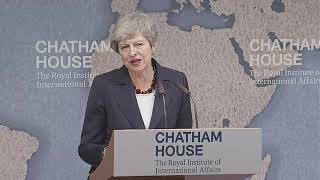 Theresa May: The State of Politics