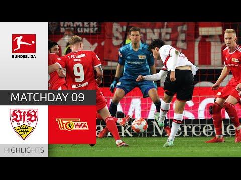 VfB Stuttgart Union Berlin Goals And Highlights
