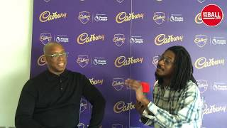 Team 33 | Ian Wright talks Arsenal strikers, Alan Shearer and Sydney Pigden influence