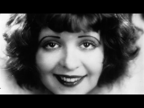 THE DEATH OF CLARA BOW