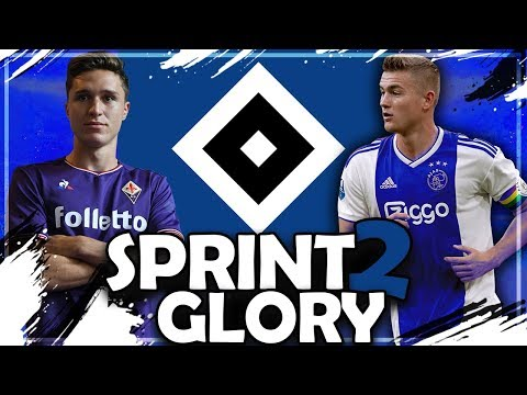 CHAMPIONS LEAGUE TITEL STATT 2. BUNDESLIGA ?! 💥🔥   FIFA 19: HSV Sprint to Glory Challenge