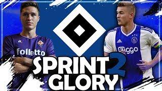 CHAMPIONS LEAGUE TITEL STATT 2. BUNDESLIGA ?! 💥🔥 | FIFA 19: HSV Sprint to Glory Challenge