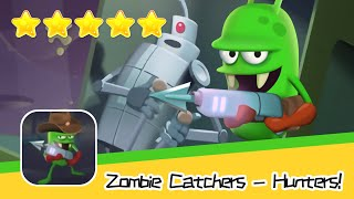 Zombie Catchers - Hunters Day16 Walkthrough 100% zombie hunting action Recommend index five stars