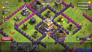 How to find dead bases in clash of clans/valkaria attack