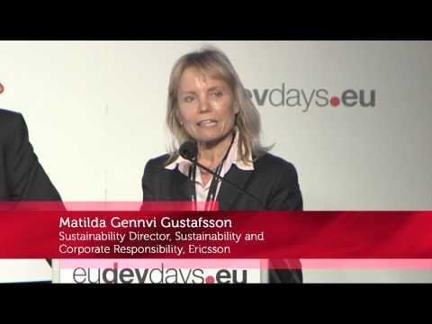 European Development Days 2013 - The value of culture - Auditorium