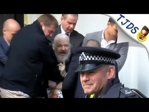 Dark Day For Journalism As Assange Arrested