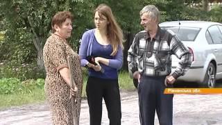 Наводнение на Ровенщине: Огороды уничтожены, а в домах плавают ковры(, 2014-06-06T11:53:50.000Z)