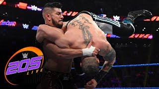 Joaquin Wilde vs Raul Mendoza: WWE 205 Live, Feb. 28, 2020