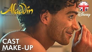 ALADDIN THE MUSICAL | A Day In The Life... Go Behind The Scenes At Aladdin! | Official Disney UK