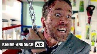 Mon meilleur ennemi - Bande-annonce #2 - Ryan Reynolds, Samuel L. Jackson
