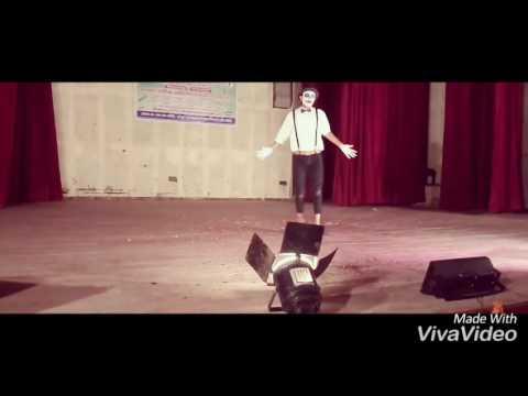 Jeena Yaha Marna Yaha l Robotic Dance by - Taansh