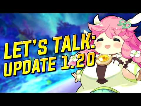 Let's Talk: Update 1.20 - Weapon Changes, Roll Iframes, Shared Skills | Dragalia Lost