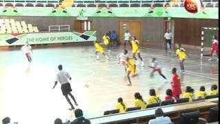 Kenya, Congo draw 22-22 in junior handball