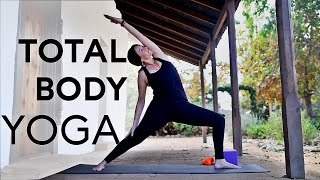 Video 20 Minute Yoga for Strength and Flexibility With Fightmaster Yoga download MP3, 3GP, MP4, WEBM, AVI, FLV Maret 2018